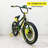 sepeda bmx anak centrum 18 inci