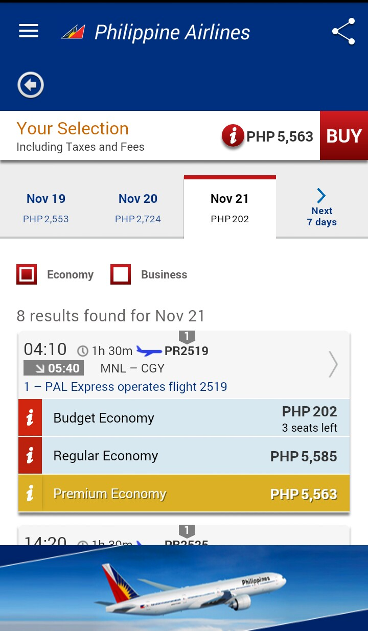 Piso Sale at PAL