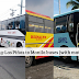 Top 5 Alabang-Las Piñas to Manila buses (with matrix included)