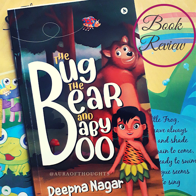 The Bug bear & baby Boo - Book Review