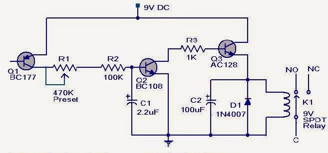 fire alarm circuit diagram electronic projects power. Black Bedroom Furniture Sets. Home Design Ideas