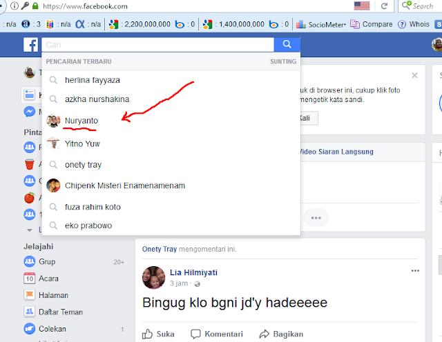 Cara Mengetahui Sejak Kapan Seseorang Berteman Di Facebook