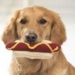 http://www.lionbrand.com/patterns/crochet-pattern-coney-isl-frank-dog-toy.html