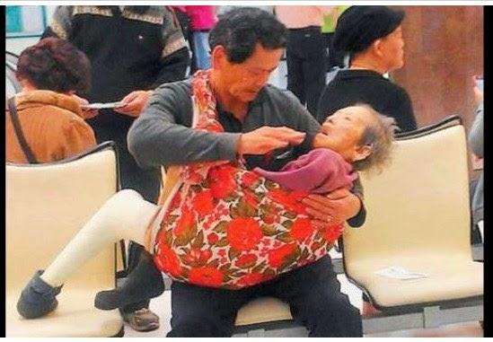 Renungkan, Begini Caranya Agar Sabar Merawat Orangtua yang Sudah Sepuh
