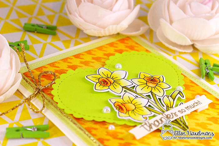 #newtonsnookdesigns #nnd #card #cardmaking #stamps #distress #ink #handmade #stamp #set #dies #blog #hop #2021 #Easter #release #paperart #hobby #drawing #Release #February #NewtonsRainyDayTriostampset #Daffodilsstampset #Copicmarkers #copicchart #Copiccoloring #catcard #crittercard #flowercard #ZigCleanColorBrushMarkers #watercoloring