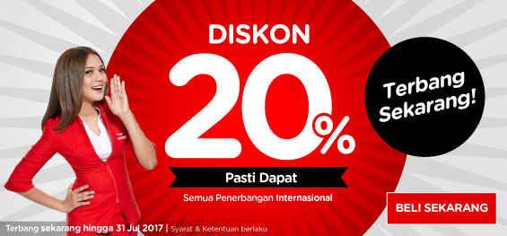 Diskon AirAsia