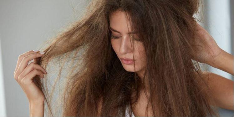 rambut kering dan kembang,perawatan rambut kering dan kembang,mengatasi masalah rambut kering