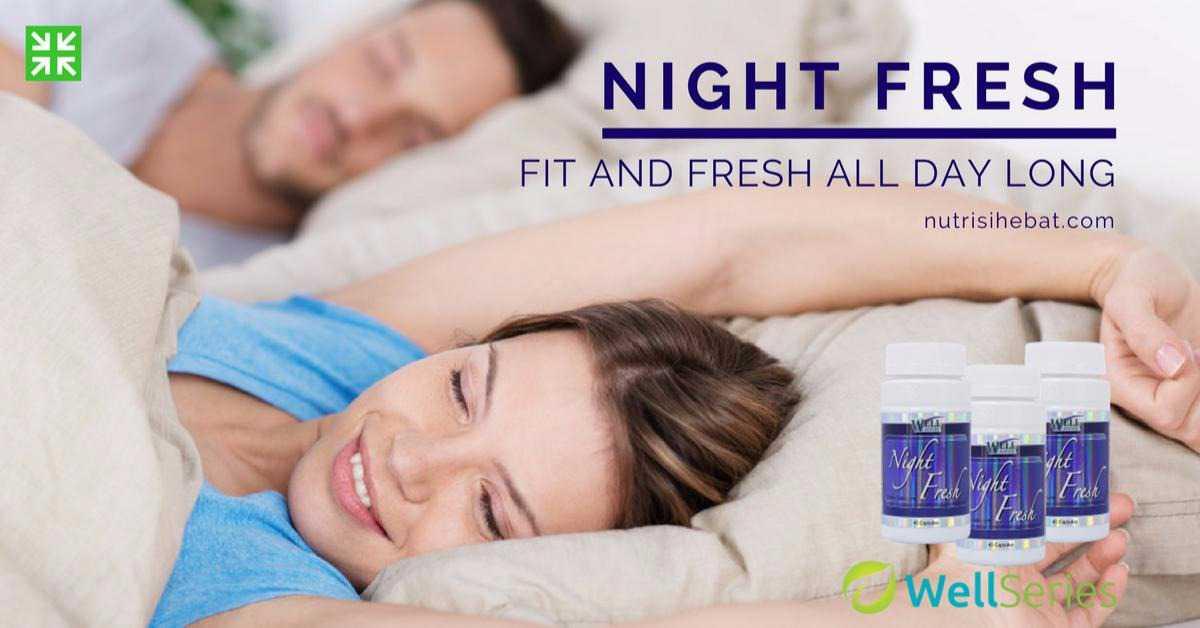 Bisnis Fkc Syariah - Produk Fkc Night Fresh
