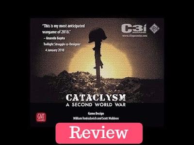 CATACLYSM: A SECOND WORLD WAR REVIEW