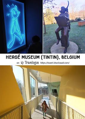 herge tintin museum belgium Pinterest