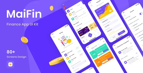 Best Finance App UI Kit