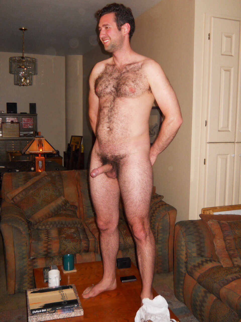Naked male geek — 8