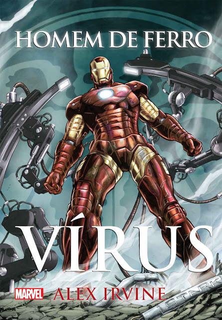 Homem de ferro vírus - Alex Irvine