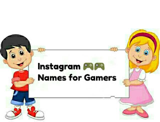 Best Instagram Names |300+ Cool, Cute & Unique Usernames For gamers