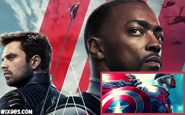 The Falcon and Winter Soldier's