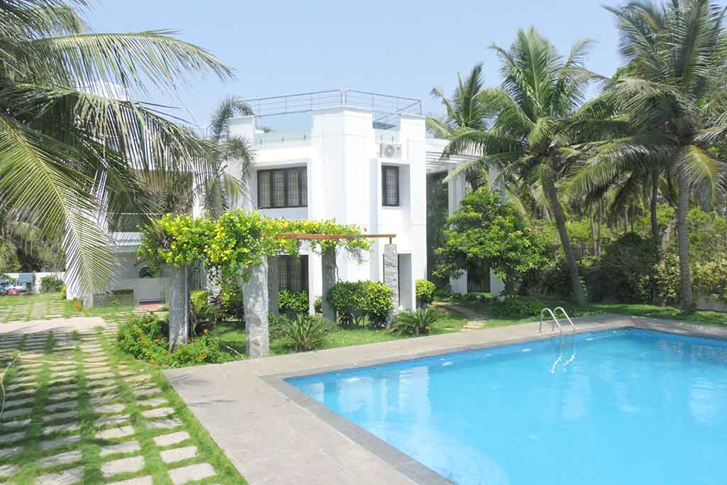 ecr beach villa for rent