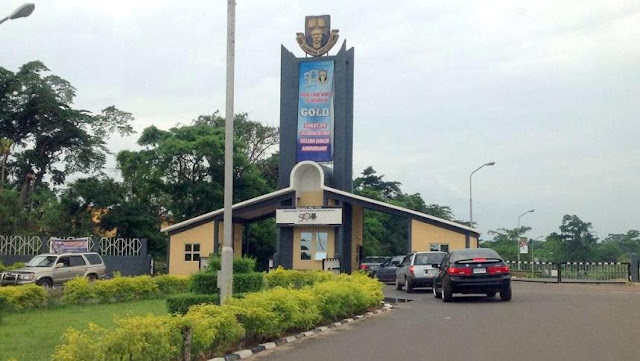 Edo State Polytechnic Expels 2 Students Caught Having S*x In Lecture Hall (Photos)
