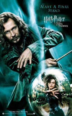 Póster de Harry Potter y la Orden del Fénix