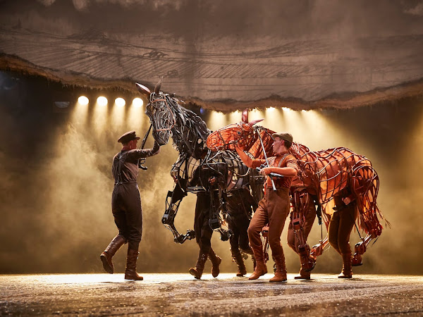 War Horse (UK Tour), New Victoria Theatre | Review
