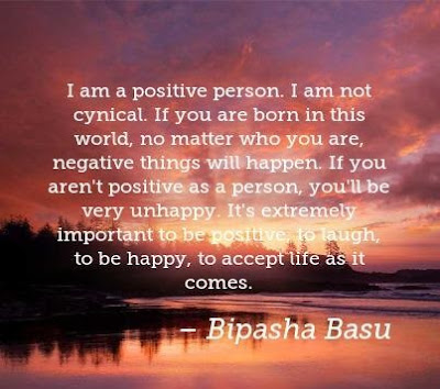I Am A Positive Person Quotes