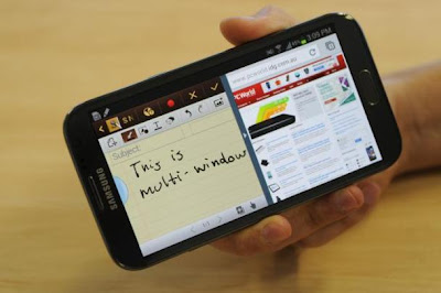 Android Multi tasking with multi windows