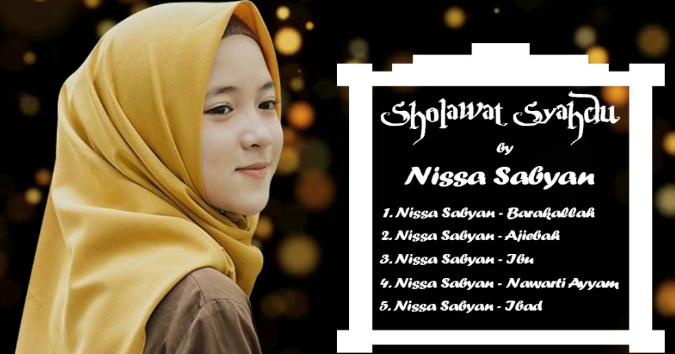 Lagu nissa sabyan syukron lillah mp3 download | Download