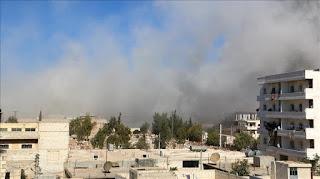 Serangan Udara Rezim Assad Tewaskan 9 Orang di Idlib Suriah