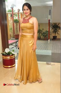 Actress Simrat Juneja Pictures in Golden Long Dress  0070