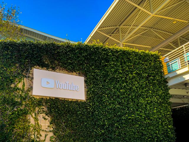 youtube office in delhi