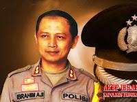 Siapakah Sosok Kapolres Pangkep Yang Baru, ini Profil Lengkap AKBP Ibrahim Aji, S.IK
