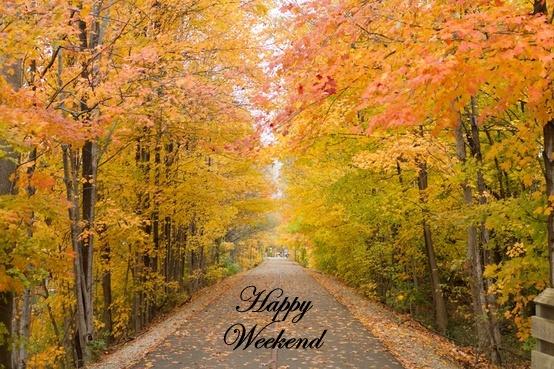 Heart of Gold: Happy Weekend