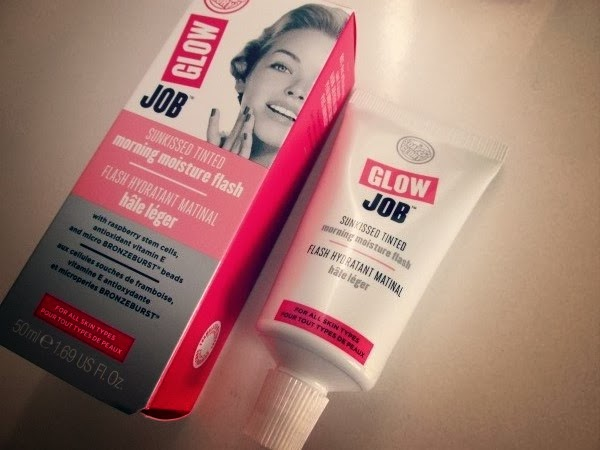Soap & Glory GLOW JOB  - Review / Test