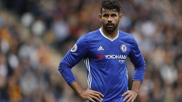 Ai đứng sau để Diego Costa phá Chelsea, sang Trung Quốc?
