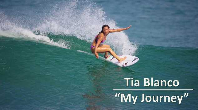 Tia Blanco My Journey 4K Sony