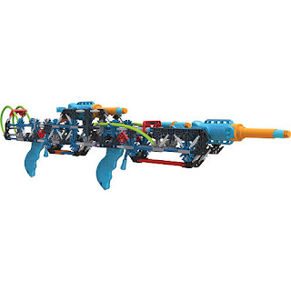 K'nex K-force Mega Boom Building Set