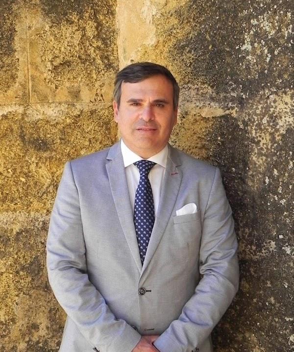 David Rivera López, designado Pregonero de la Semana Santa 2020 de Alcalá de Guadaíra.