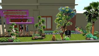Desain Taman Surabaya | www.tamanasrisurabaya.com
