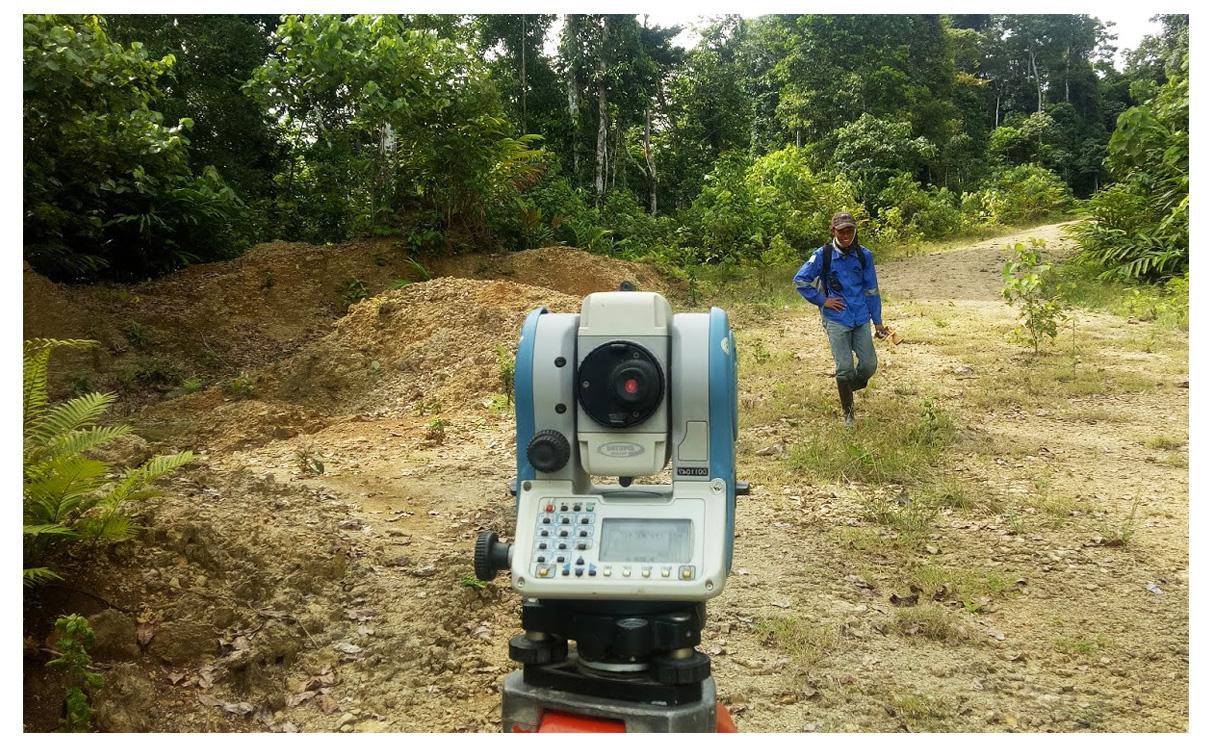 Jasa Pemetaan / Pengukuran Tanah & Topografi di Ambon