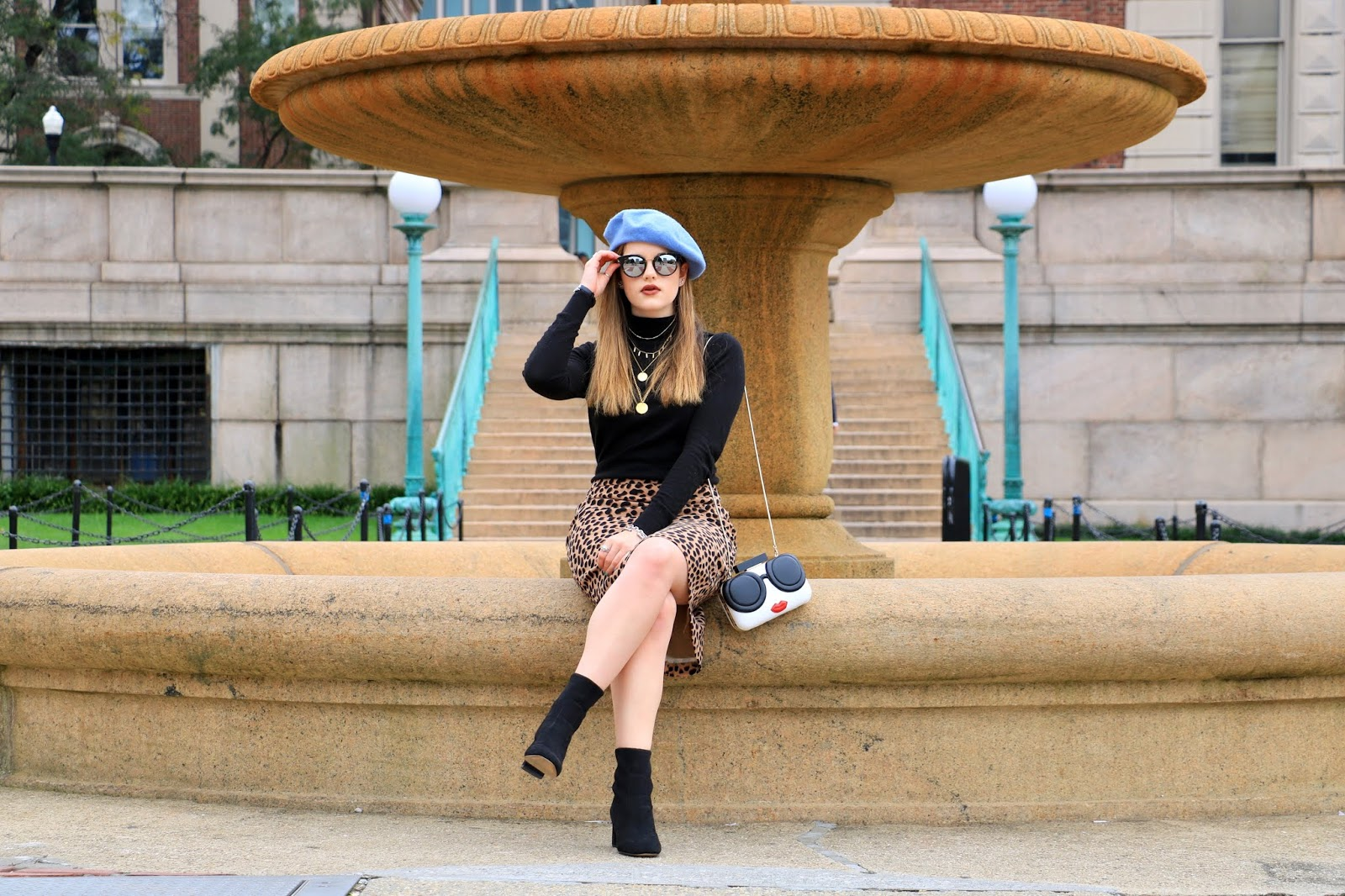 Nyc fashion blogger Kathleen Harper's style