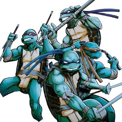 ECC Ediciones publicará los cómics de Las Tortugas Ninja.