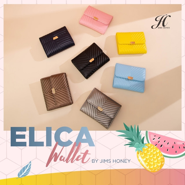 Jimshoney Elica Wallet