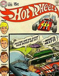 Read Hot Wheels comic online
