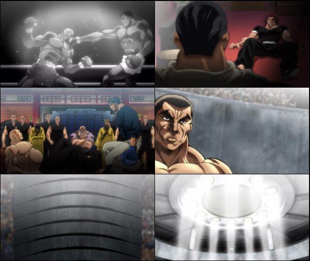 Baki La saga del gran torneo de Raitai (2020) HD 720p Latino Dual