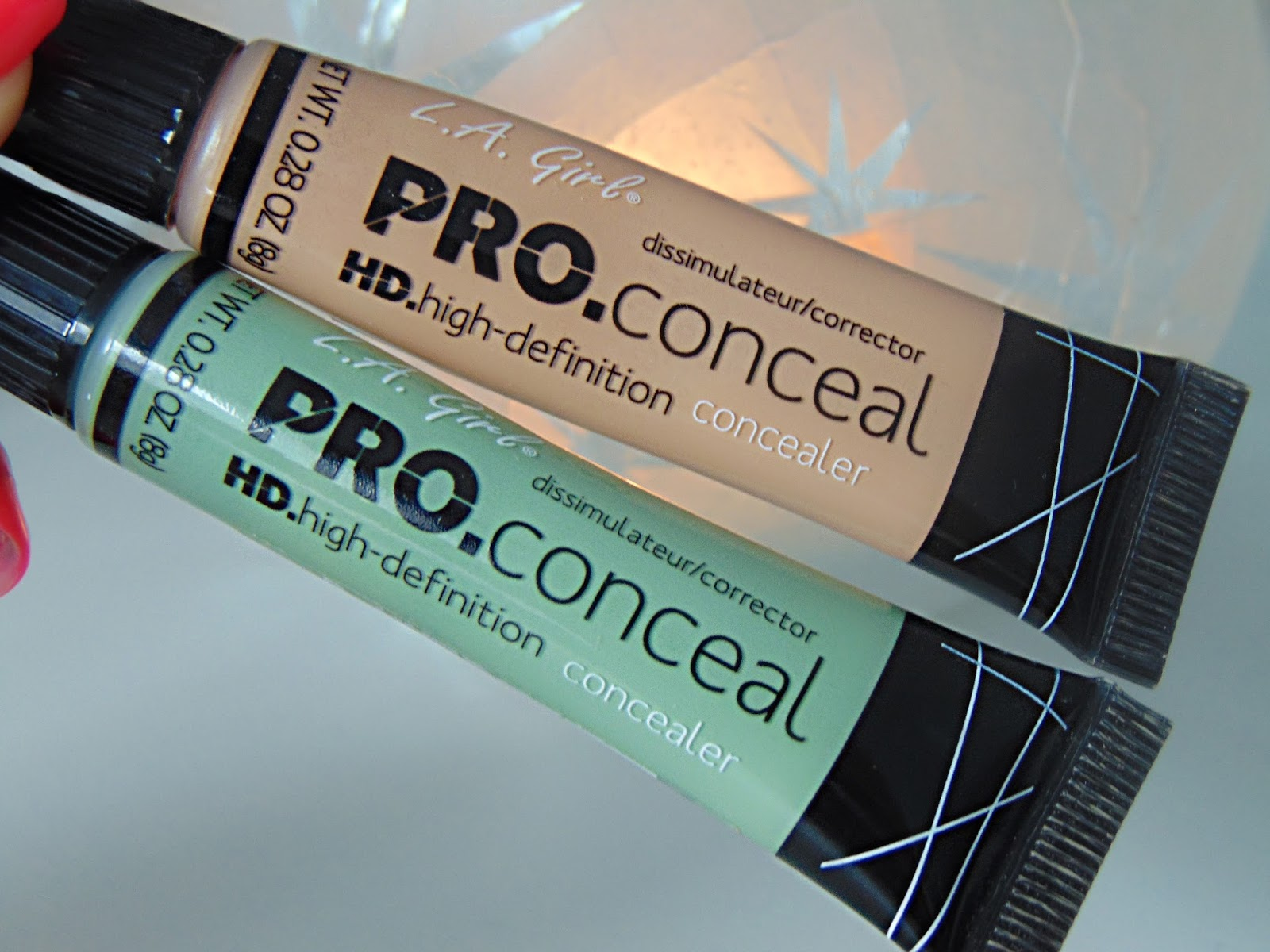l.a. girl. pro.conceal