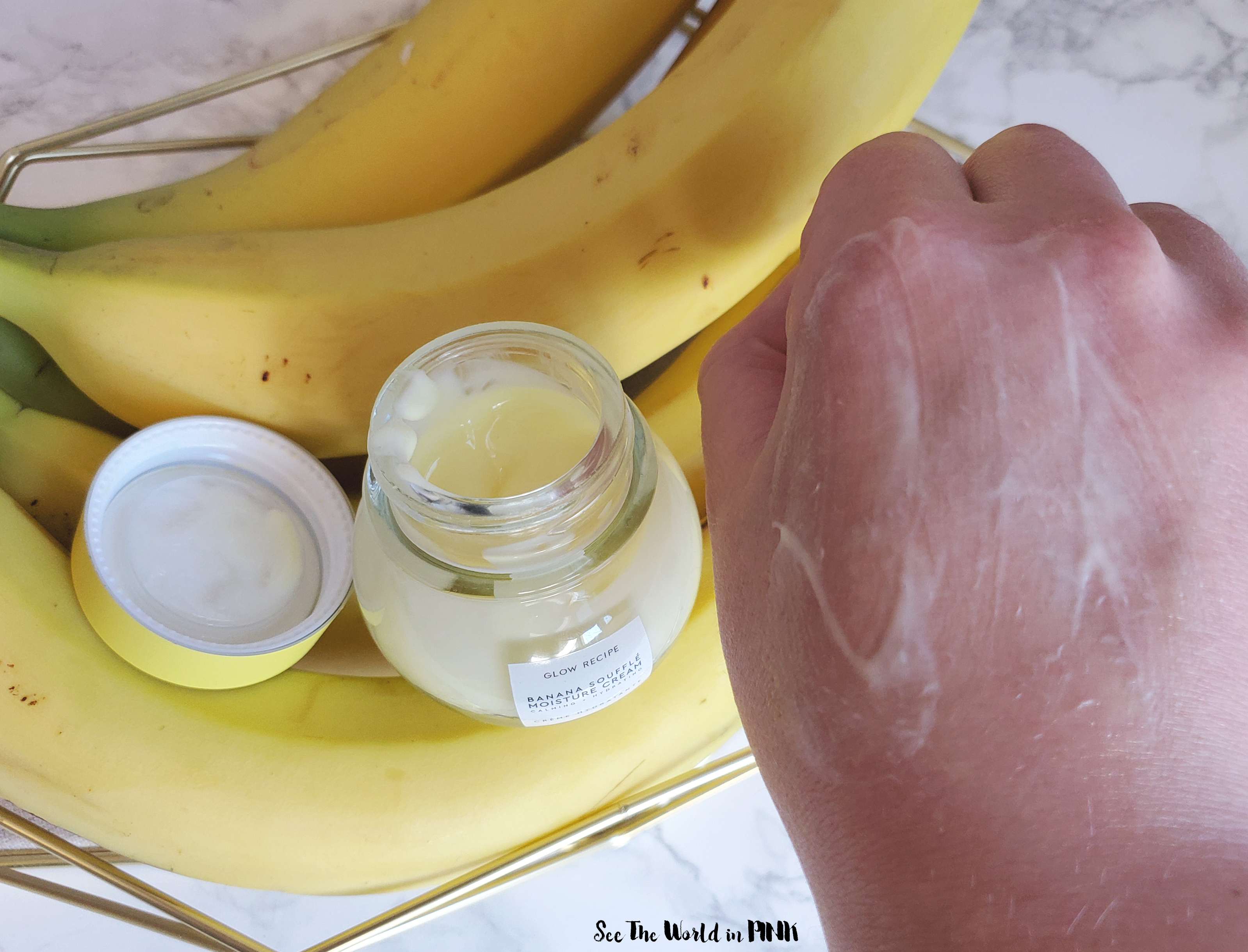 Skincare Sunday - Glow Recipe Banana Souffle Moisture Cream