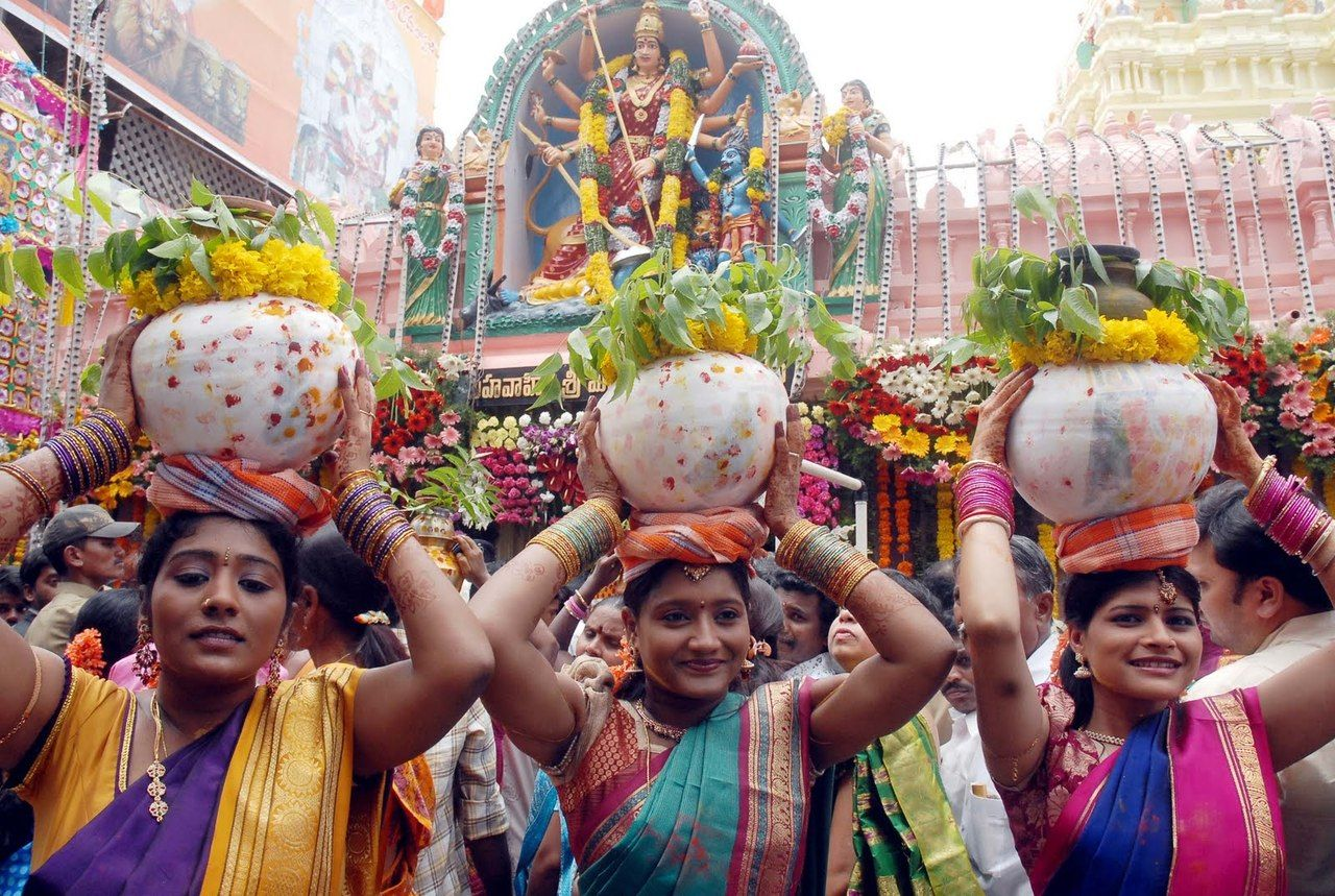 Image result for bonalu pot
