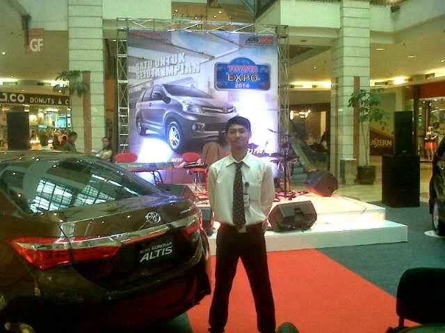 Auto2000 Bandung menggelar Promo Murah Toyota Expo di