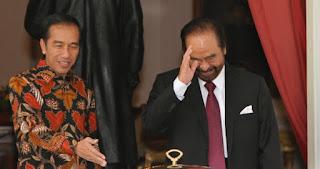 Ada Masalah Apa? Surya Paloh Mendadak Ingatkan Presiden Jokowi Bisa Senasib Gus Dur