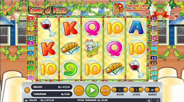 SITUS AGEN SLOT TOWER OF PIZZA GAMES HABANERO