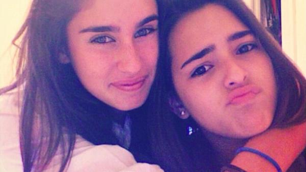 Lauren Jauregui y Lucy Vives se muestran muy cariñosas en sesión de fotos
